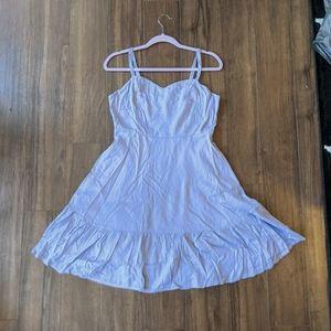 Old Navy Lavender Sun Dress
